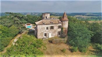 château à Caussade (82)