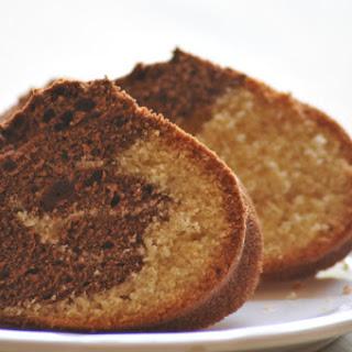 Marble Gugelhupf Cake