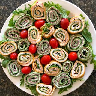 Tortilla Pinwheel Recipes.