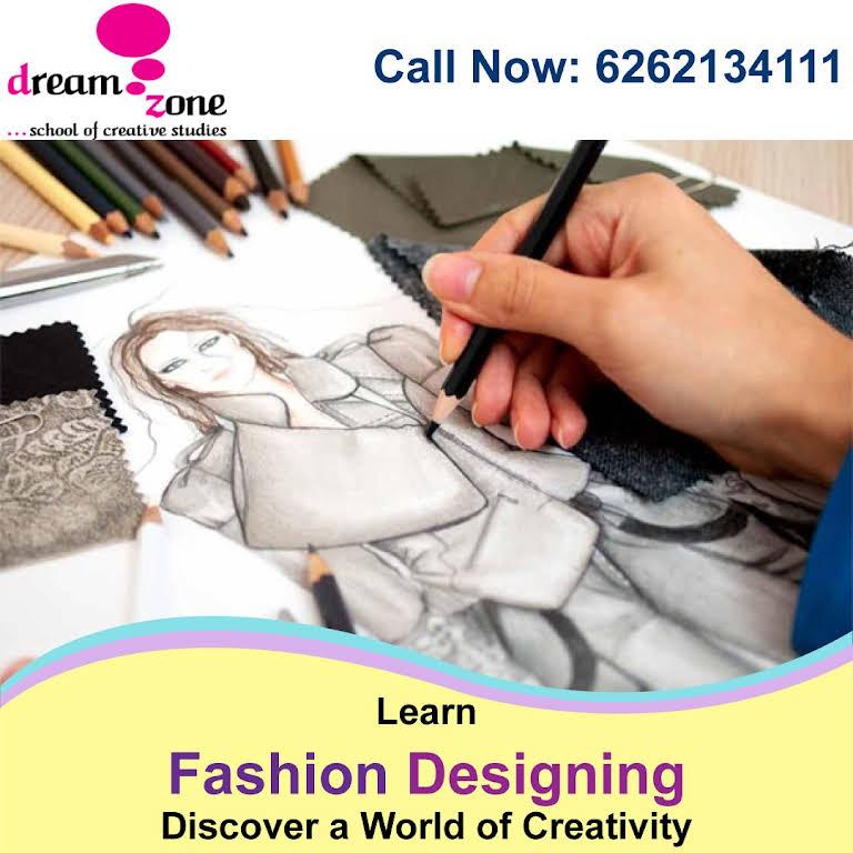 Dream Zone Jabalpur Centre Fashion Designing Graphic Designing Interior Designing And Web Designing Institute In Jabalpur Fashion Designer In Jabalpur
