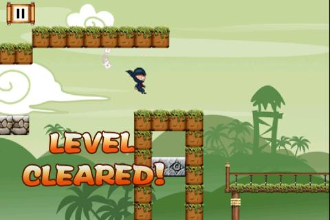 Yoo Ninja! Free screenshot 1