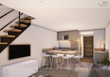 Appartement 4 pièces 63,46 m2
