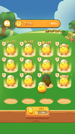 Merge Happy Chicken android2mod screenshots 4