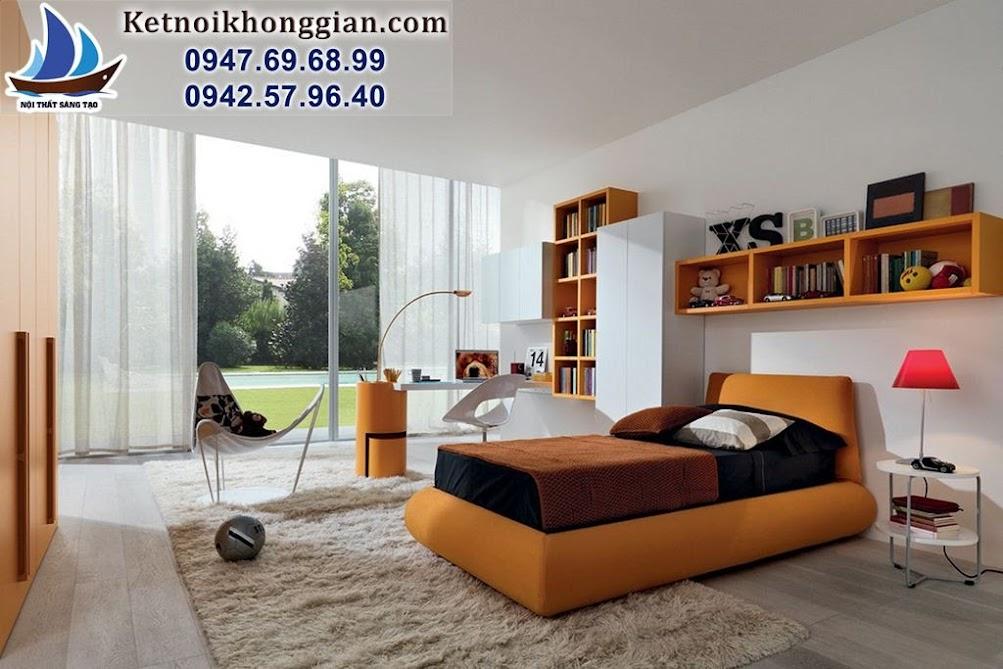 thiết kế phòng ngủ hợp phong thủy với gia chủ