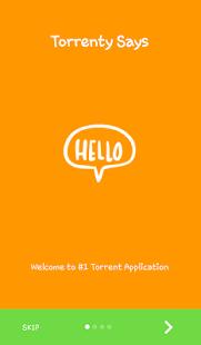 Torrenty- Torrent Downloader - náhled