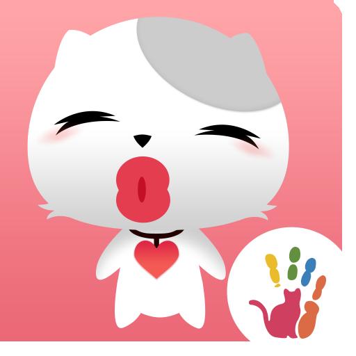 White Cat-Magic Finger Plugin