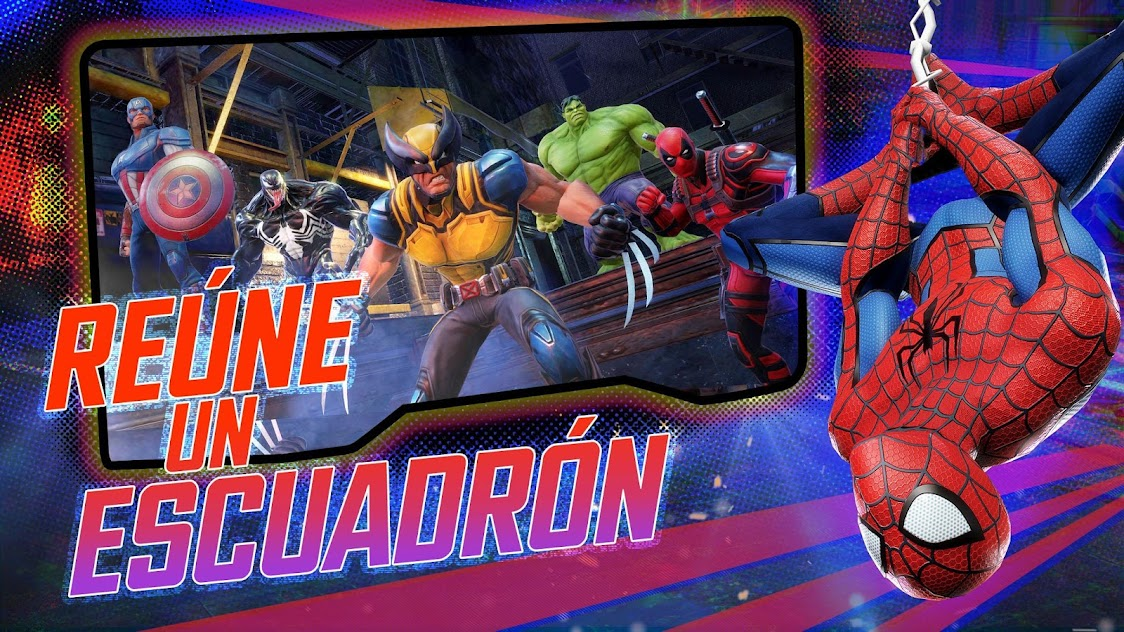 MARVEL Strike Force Download Descargar Apk