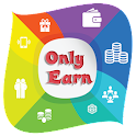 Only Earn - Get Free Recharge icon