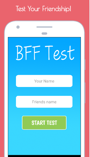 BFF Friendship Test for PC