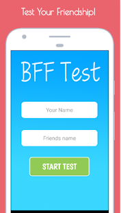 BFF Friendship Test- screenshot thumbnail