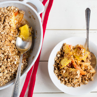 Apple Pineapple Crisp