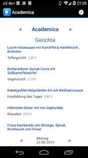 Mensa Aachen - náhled