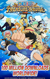 ONE PIECE TREASURE CRUISE 2