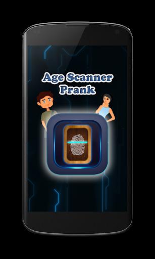 Age ScannerPrank