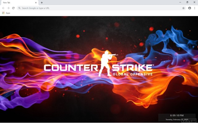 Cs Go Series New Tab & Wallpapers Collection