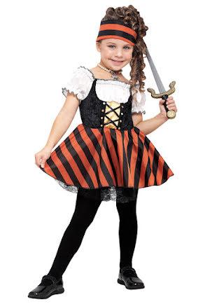 Piratklänning, barn