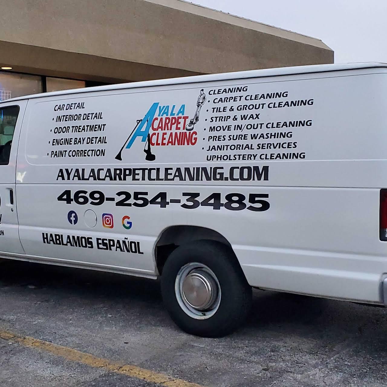 Ayala carpet cleaning & car detailing