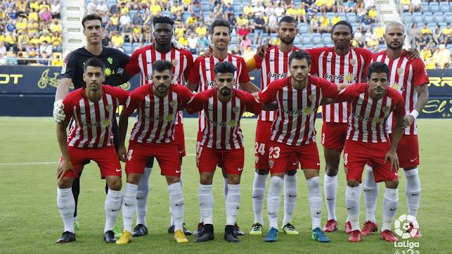 El primer once de la temporada en el Ramón de Carranza.