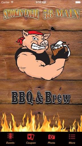 Smokin' Eagle BBQ Brew