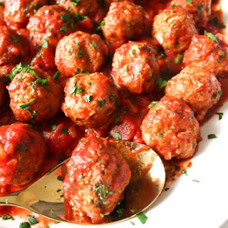 All Purpose Turkey Meatballs Recipe