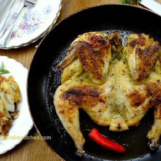 Devil's Chicken – Pollo alla Diavola.