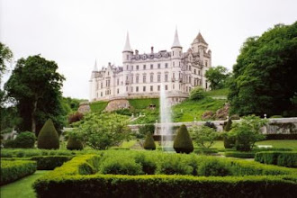 Photo: Dunrobin Castle