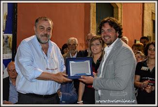 """Photo: 1^ PREMIO 2013 """"migliore ciliegia d'Italia"""" vinta dall'az. agr. Angelo Palmisano di Turi con la varietà """"Ferrovia"""""""