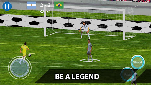World Soccer League 2019 : Best Football Games screenshots apkspray 8