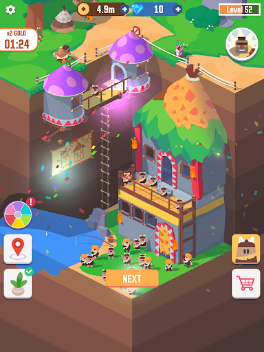 Idle Digging Tycoon 1.1.8 screenshots 10