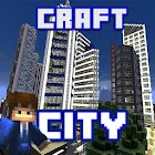 Craft Сities maps for MCPE icon
