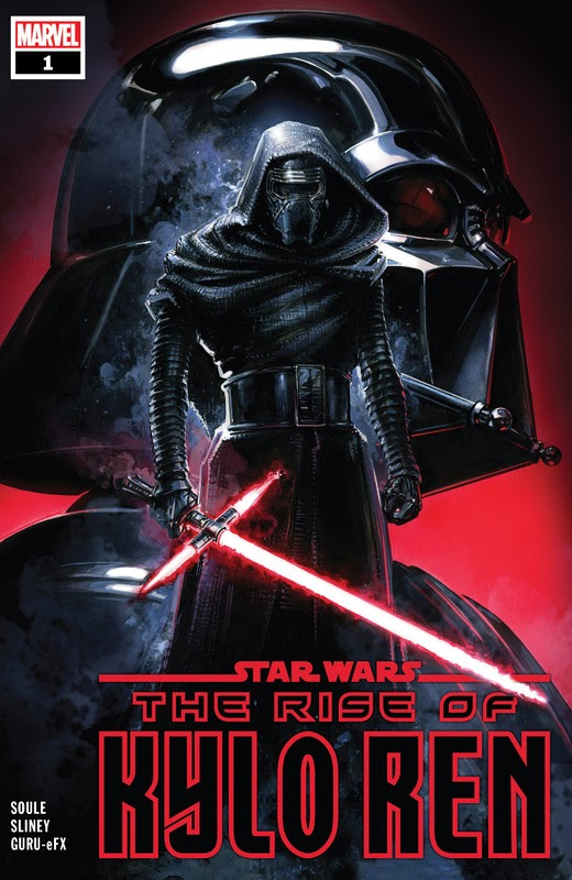 Star Wars: The Rise of Kylo Ren (2019) - complete