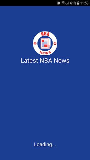 Latest NBA News 1.0 screenshots 1