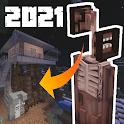 Siren Head 2021 Minecraft icon