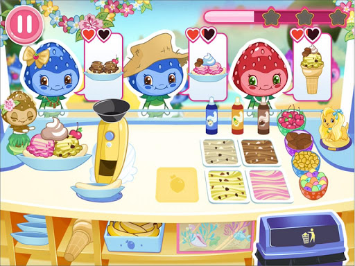 Strawberry Shortcake Ice Cream Island 1.4 screenshots 3