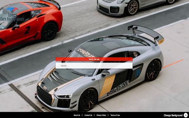 Sports Cars Custom Backgrounds