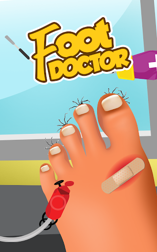 Hospital: Foot Doctor