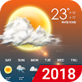 Hourly weather forecast download