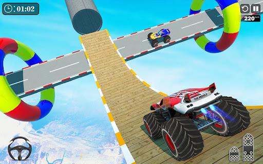 Insane GT Stunts : Mega Ramp Games screenshots 5