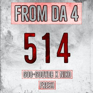 Cover Art for song From da 4