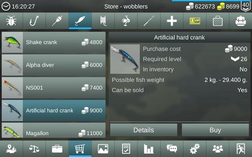 My Fishing World - Realistic fishing screenshots 16