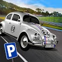 Beetle Classic Car : Crazy Driving icon