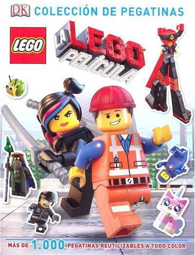 LEGO® La Película, Colección de Pegatinas