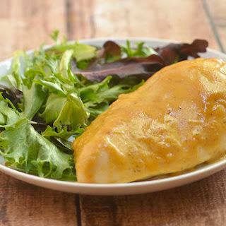 5-Ingredient Honey Mustard Chicken Recipe
