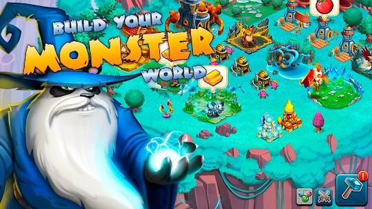 Monster Legends MOD 6.3.6 (Win With 3 Stars) APK 5