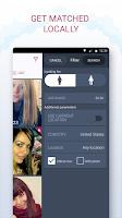 Screenshot of Cupid.com - Dating for singles