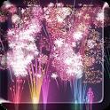 2019 Fireworks Live Wallpaper PRO icon
