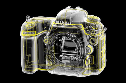 Nikon D500 d