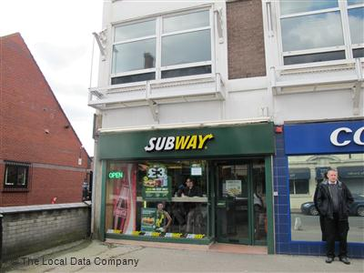 Subway On Frederick Street Take Away Food Shops In Jewellery