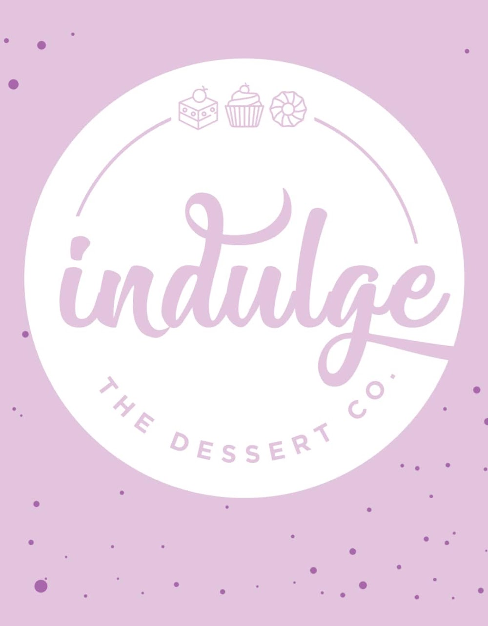 Indulge - The Dessert Co menu 4