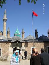 Photo: Konya - Binnenplein